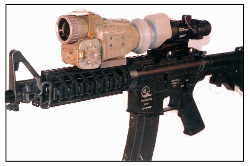 X-27 Thermal Rifle Scope
