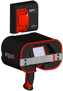 ARGUS : HR320 Truck Storage Mount and Charging System