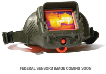 Argus 4 LITE Firefighting Thermal Camera with DSC and DTM Option
