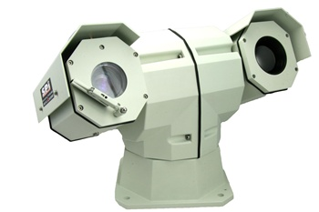 M5 Mid Range Thermal Imager and CCTV Zoom Vehicle PTZ System