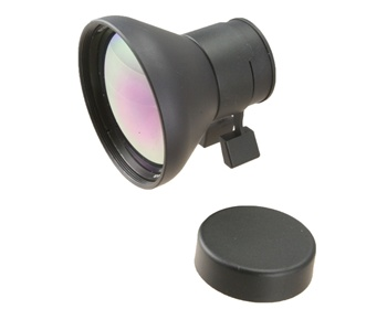 3x germanium telephoto lens for the L3 Thermal-EYE X-200 thermal imaging camera