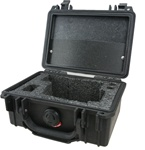 Hard Carrying Case custom designed for the Thermal-Eye X-50 pocket scope