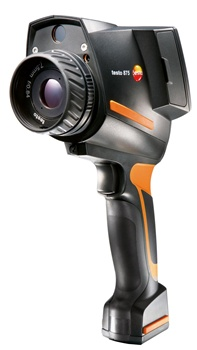 The EZTherm 875 Portable Infrared Camera