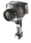 The EZTherm 875 Portable Infrared Camera with Auto Focus