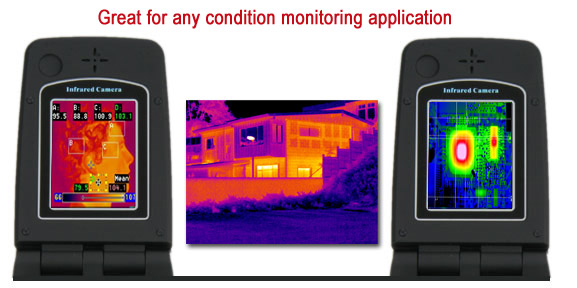 green thermal imager energy audit
