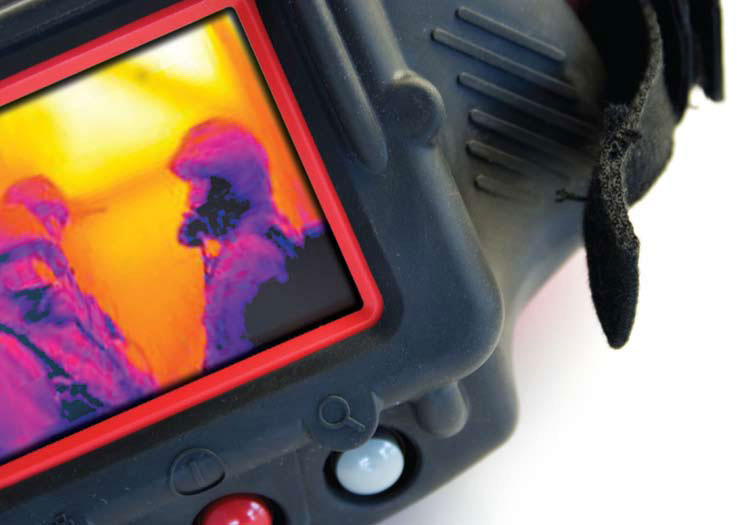 argus4 firefighting thermal image